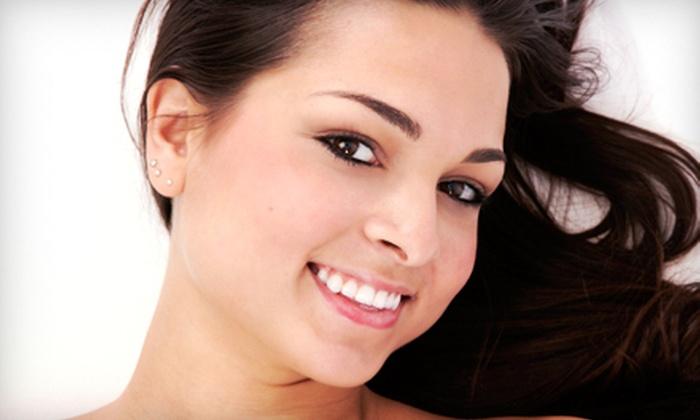 Aryana Salon - Courtland: Face Threading, Underarm Waxing, or One or Three Brazilian Waxes, at Aryana Salon (Up to 56% Off)