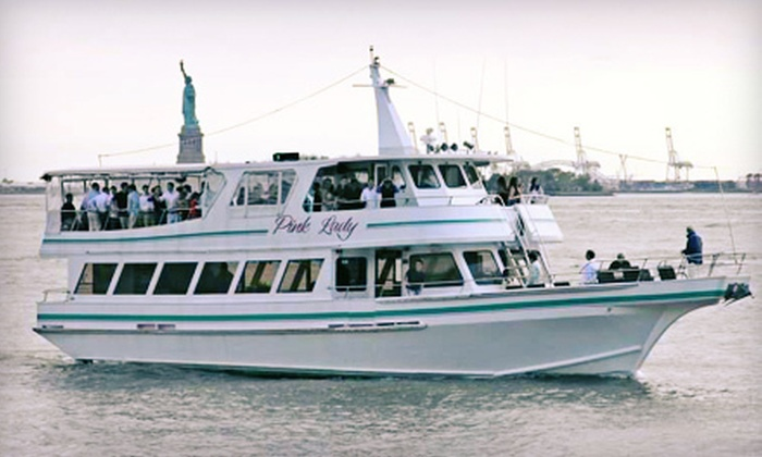 Freedom of New York - Sheepshead Bay: $39 for a Fireworks, Party, or Brunch Cruise from Freedom of New York ($79 Value)