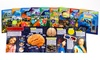 Discovery Kids Sticker 10-Book Set with 3D Stickers: Discovery Kids Sticker 10-Book Set with 3D Stickers