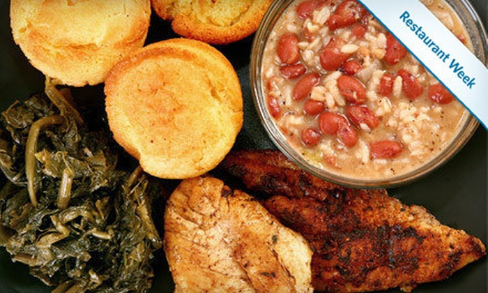 Creole Envie - Highlands: Creole Meal for Two or Four from Creole Envie (Up to 60% Off)