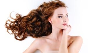 fantasia donna: Hair styling con taglio, piega, shatush o balayage (sconto fino a 87%)