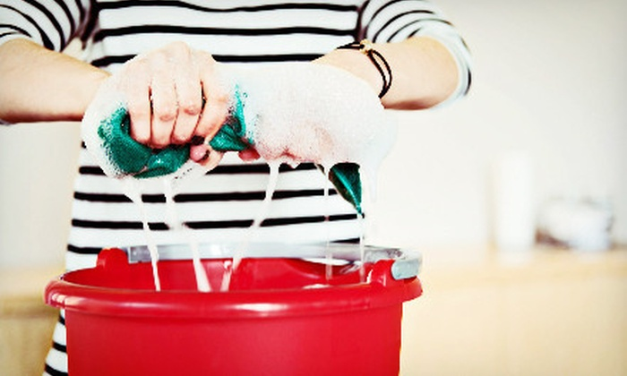 The Cleaning Genie - Pelham: Two or Four Hours of Housecleaning from The Cleaning Genie (Up to 61% Off)