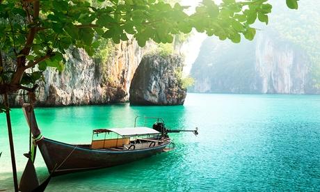 Tailandia: 12 noches para 1 con hotel, actividades, crucero y visitas