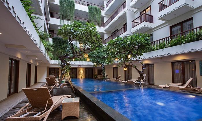Sense Sunset Hotel Seminyak - Sense Sunset Hotel Seminyak: Bali, Seminyak: 2-7 Night Getaway with Breakfast, Late Checkout and WiFi at Sense Sunset Hotel Seminyak