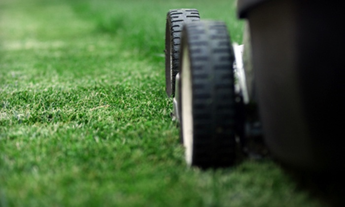 Green Horizons - Redeem from Home: $99 for Six Weeks of Lawn-Mowing Services from Green Horizons ($276 Value)