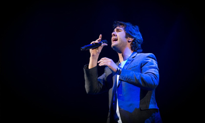 Josh Groban: In the Round - Downtown: $25 to See Josh Groban: In the Round at TD Garden on October 28 at 7:30 p.m. (Up to $63.35 Value)