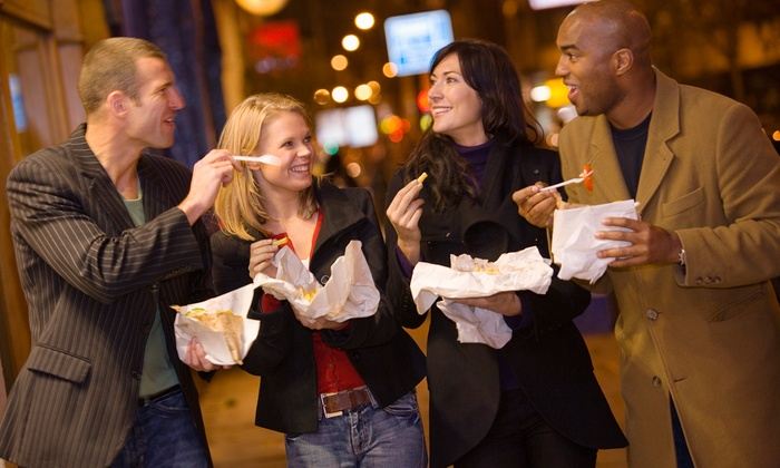 Sidewalk Food Tours of San Francisco - Multiple Locations: $35 for a Three-Hour Walking Food Tour from Sidewalk Food Tours of San Francisco ($60 Value)