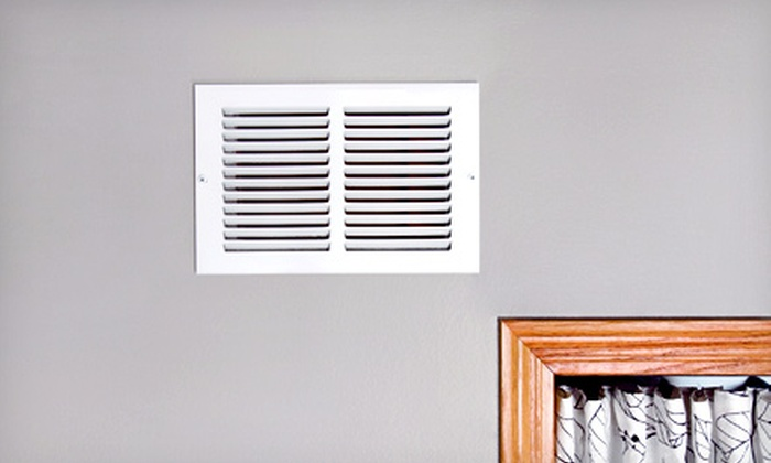 Fresh Air, LLC - Greenville: Air-Duct Cleaning with Optional Dryer-Vent Cleaning Services from Fresh Air (Up to 87% Off)