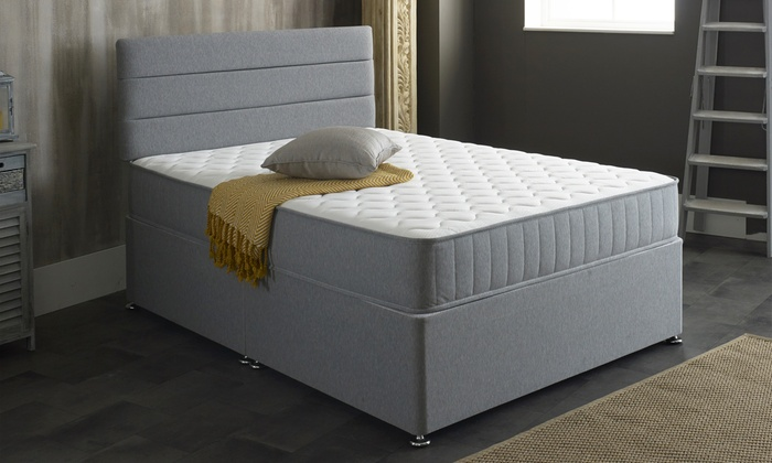 Micro Quilted Memory Foam Mattress
