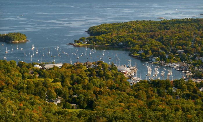 Bay Leaf Cottages & Bistro - Lincolnville: Two-Night Stay with Two Prepared Lobsters and Welcome Snacks at Bay Leaf Cottages & Bistro in Lincolnville, ME