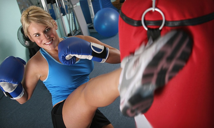 The Fitness Connection - Pelham: Three Months of Unlimited Group Overdrive or Boxing Classes at The Fitness Connection (67% Off)