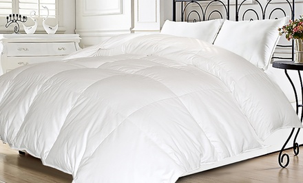 kathy ireland Home Essentials White Down Comforter from $69.99–$99.99