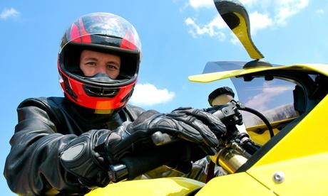 Carné de moto A1 o A2 con 5 o 7 clases prácticas desde 49 € en 38 centros a elegir