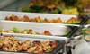 Marna's Catering - Brooklyn Park - Maple Grove: Catering Package for 12, In-Home Chef Experience for Six, or $50 for $100 Worth of Catering from Marna's Catering