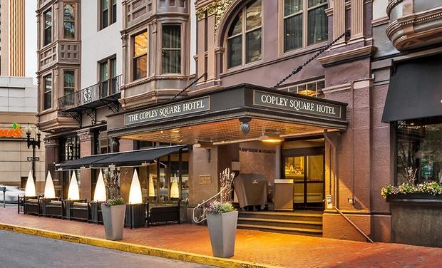 4 Star Top Secret Hotel In Boston S Back