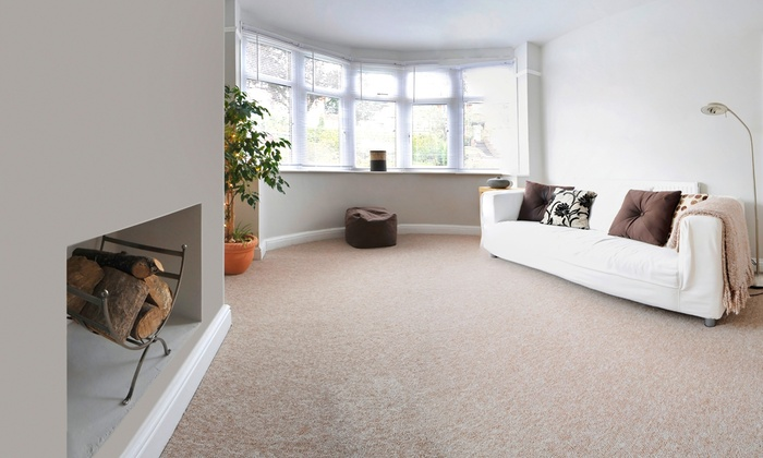 Cantone II Carpet Cleaning - Pine Acres: $69 for Carpet Cleaning for Three Rooms from Cantone II Carpet Cleaning ($140 Value)