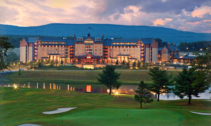 Golf Courses and golfing in the Poconos PA  PoconoVacations