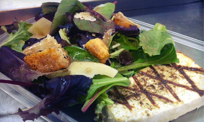 EAT! Mobile Dining - Cincinnati: Food-Truck Bistro Fare or Catering from Eat! Mobile Dining (Half Off)