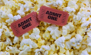 Maplewood Theater: Movie, Popcorn, and Sodas at Maplewood Theatre (Up to 50% Off). Four Options Available.