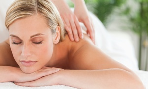 The Chiropractic Studio: $51 for a 60-Minute Therapeutic Massage with Thermal Scan at The Chiropractic Studio ($95 Value)