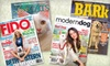 Blue Dolphin Magazines **NAT**: Subscription to Choice of Four Pet Magazines (Up to 53% Off)
