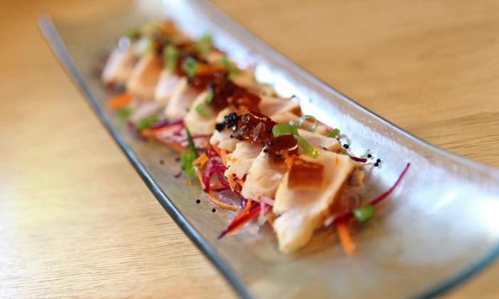 Itadakimasu - Riley Park: Japanese Food at Itadakimasu (50% Off)