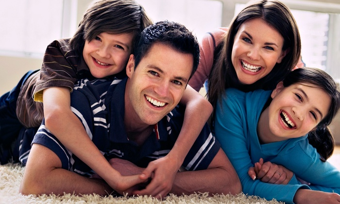 All Smiles Family Dental - Center City West: $39 for Dental Cleaning, X-ray, and Exam at All Smiles Family Dental ($250 Value)