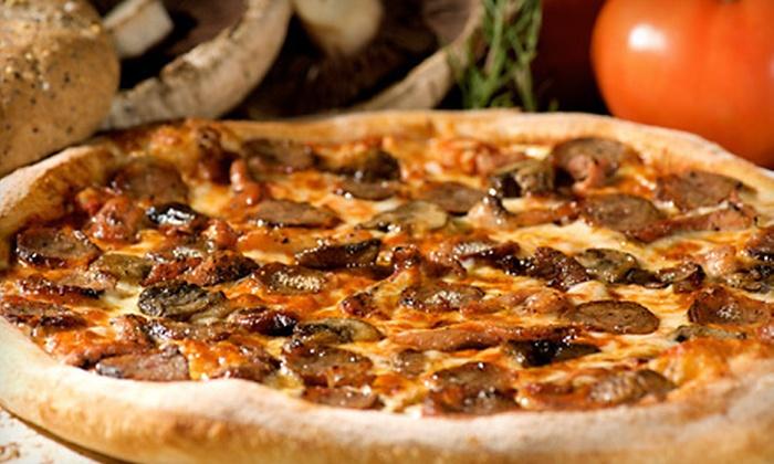 Pizzeria Guido & Wine Bar - Crossroads: $20 Worth of Spanish Food