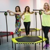 Fitness na trampolinach Jumping Frog