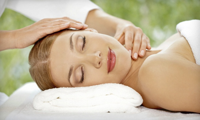 Serenity Islands Spa - Howe: One or Three 60-Minute Deep-Tissue or Swedish Massages at Serenity Islands Spa (Up to 56% Off)