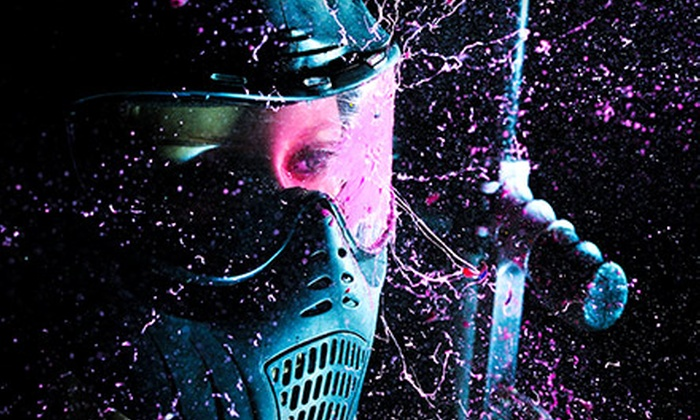 007 Paintball - Albuquerque: Paintball with Equipment Rental for Two, Four, or Six at 007 Paintball (Up to 60% Off)