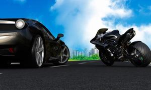 Autoescuela Europa: Curso para obtener el carné de moto por 19,95 € y de coche, camión, bus o tráiler por 29,95 € en tres centros a elegir