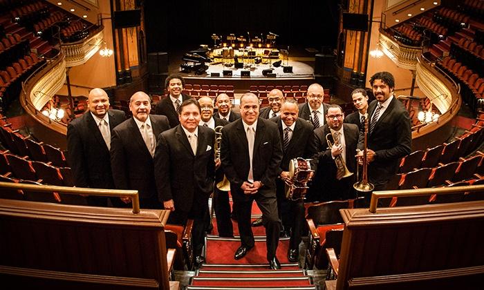 ARTS San Antonio  - Aztec Theatre: Spanish Harlem Orchestra on March 22 at 7:30 p.m.
