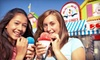 San Benito County Fair - Tres Pinos: $30 for 60 Ride Tickets from Midway of Fun Carnival ($60 Value)
