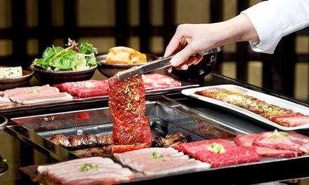 Onbeperkt sushi, teppanyaki en Japanse bbq bij Hasekura in hartje Alkmaar