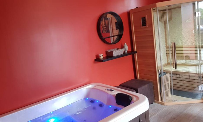 Spa Privatif Avec Massage At Spa Villa Groupon