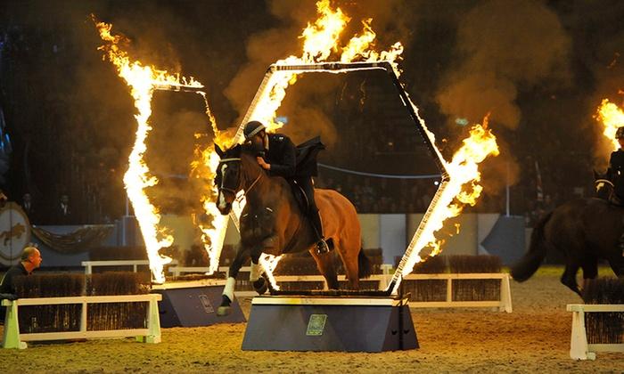 groupon horse show