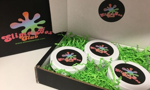 57% Off Slime Box Club Monthly Subscription   at Slime Box Club, plus 6.0% Cash Back from Ebates.