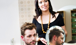 New Beginnings the Salon: One or Two Men's Haircuts at New Beginnings the Salon (Up to 55% Off)