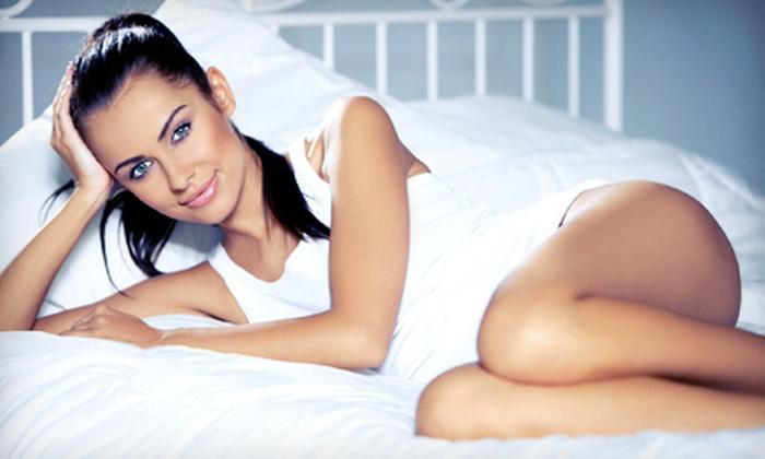 Spa De Da Skincare - Lincoln: Brazilian Wax, French Bikini Wax, or Three Eyebrow Waxes at Spa De Da Skincare (Up to 54% Off)
