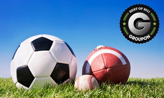 Valenti Sports - Brighton: $15 for $30 Worth of Sporting Goods and Apparel at Valenti Sports in Brighton