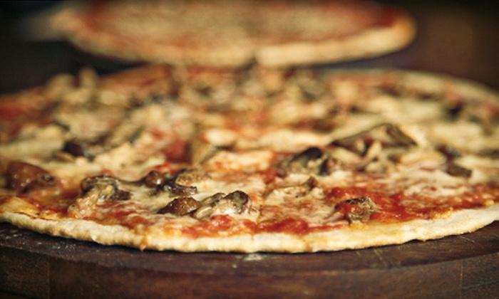 Original Presto's Brick Oven Pizza & Pasta - Harrington Park: Italian Food for Two or Four or More at Original Presto's Brick Oven Pizza & Pasta (Half Off)