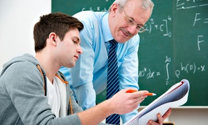A Tutor For Today: $72 for $160 Groupon — A Tutor for Today
