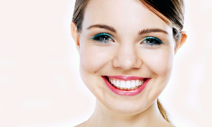Sparklen White Teeth - Sparklen White Teeth: One or Three 30-Minute In-Office Teeth-Whitening Treatments at Sparklen White Teeth (Up to 57% Off)