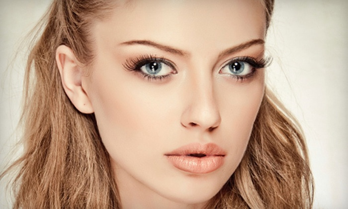 Maia Leiss at A Salon 7 - Reno: $75 for a Full Set of Eyelash Extensions from Maia Leiss at A Salon 7 ($175 Value)
