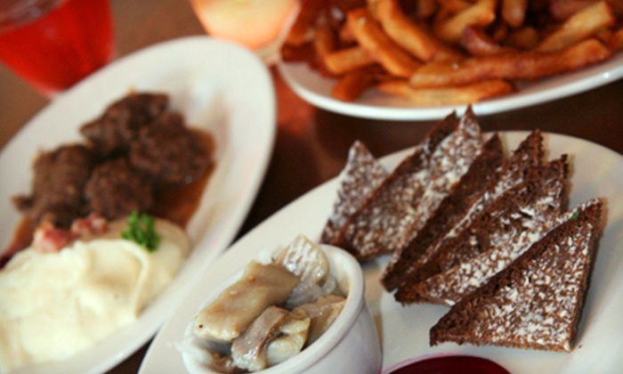 Copper Gate - Seattle: $10 for $20 Worth of Scandinavian Cuisine at Copper Gate