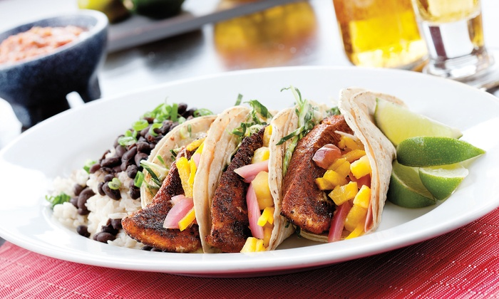 Paladar Latin Kitchen & Rum Bar - Bomba Tacos & Rum: $25 for $40 Worth of Latin American Food for Two or More