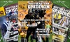 "Southeastern Gridiron Magazine: One-Year Silver or Gold or Two-Year Gold Subscription to ""Southeastern Gridiron Magazine"" (Up to 75% Off)"