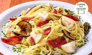 Guaciara Restaurante: Guaciara Restaurante - Canto: Rodízio de massas + 03 carnes, buffet de frios, saladas e sobremesas no jantar