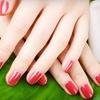 Up to 58% Off Mani-Pedis or 3-D Nail Art